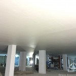 B2 Ceiling Finishes painting (Dec 2014)