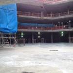 B3 Raft Slab Concrete Casting (Aug 2014)