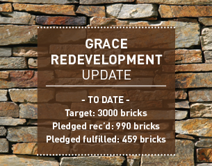 Grace Redevelopment Update