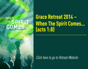 Grace Retreat 2014
