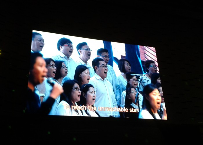 PsDavid Svc Choir