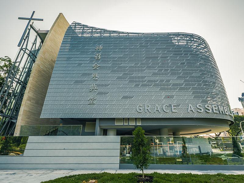 Grace Church Services – Grace Assembly of God