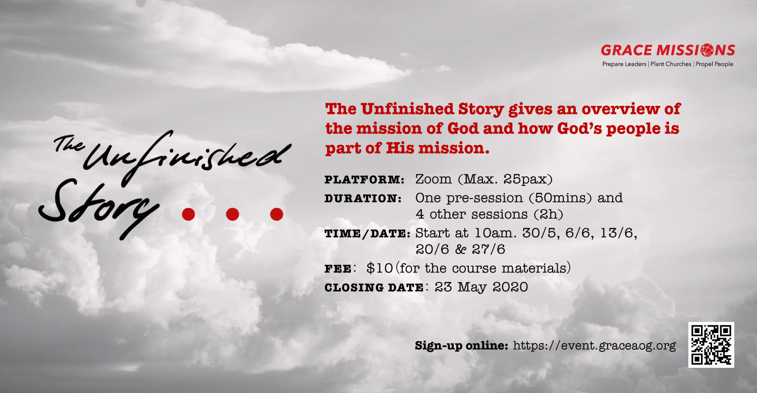 The Unfinished Story (Missions Course)